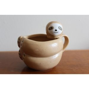 Urban Outfitters Home Sloth Cute Mug